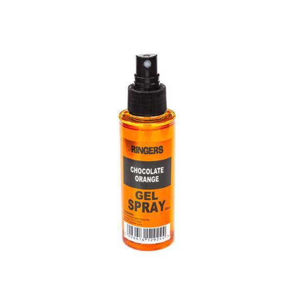 Ringer Baits Chocolate Orange Gel Spray