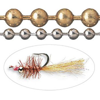 Orvis Plated Bead Chain