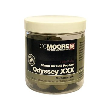 CC Moore Odyssey XXX Airball Pop-Ups