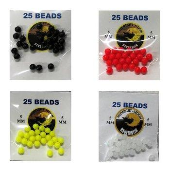 Midnight Moon Beads