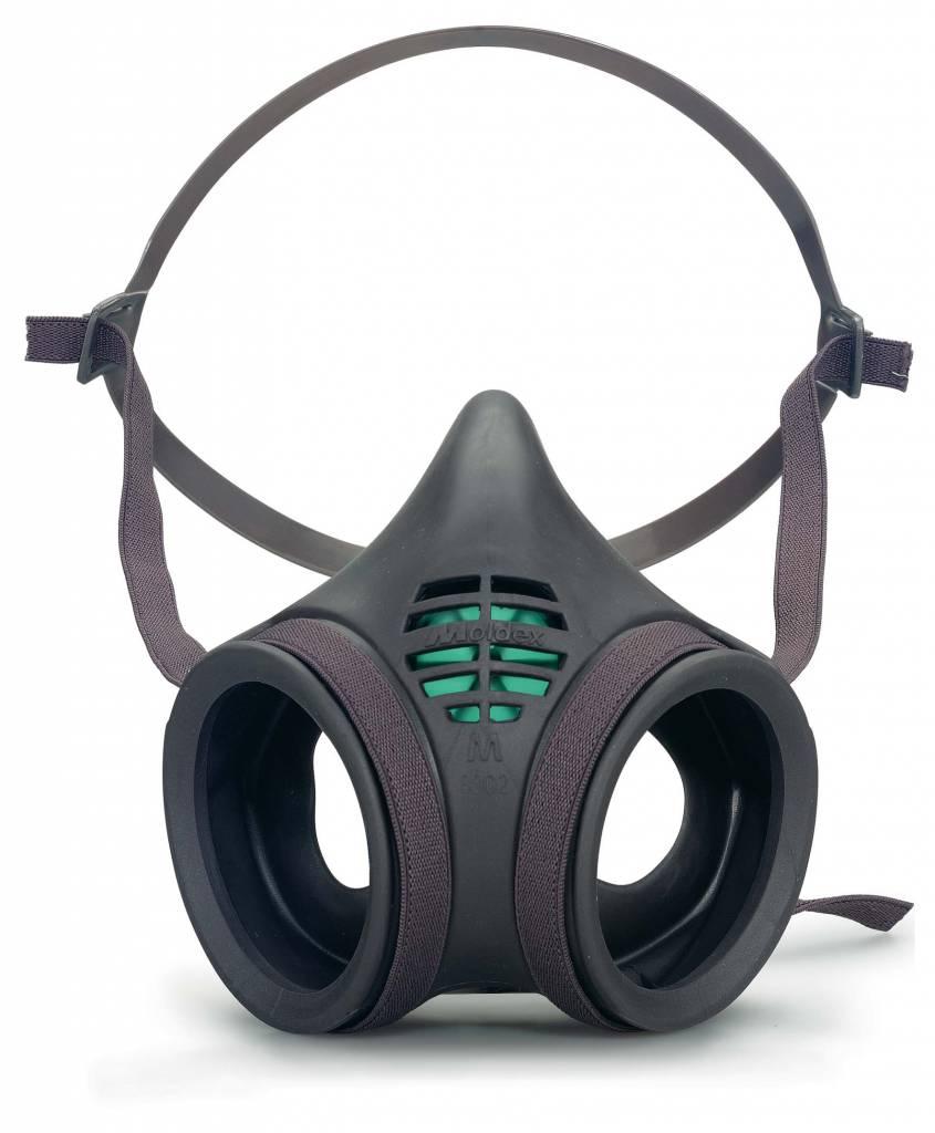 Moldex 8002 - Double masque de base pour une utilisation avec deux filtres  (taille M) ac67ed722ffa