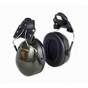 3m safety 3m peltor ear muffs optime ii for mounting on helmet safety workwear shop a. Black Bedroom Furniture Sets. Home Design Ideas