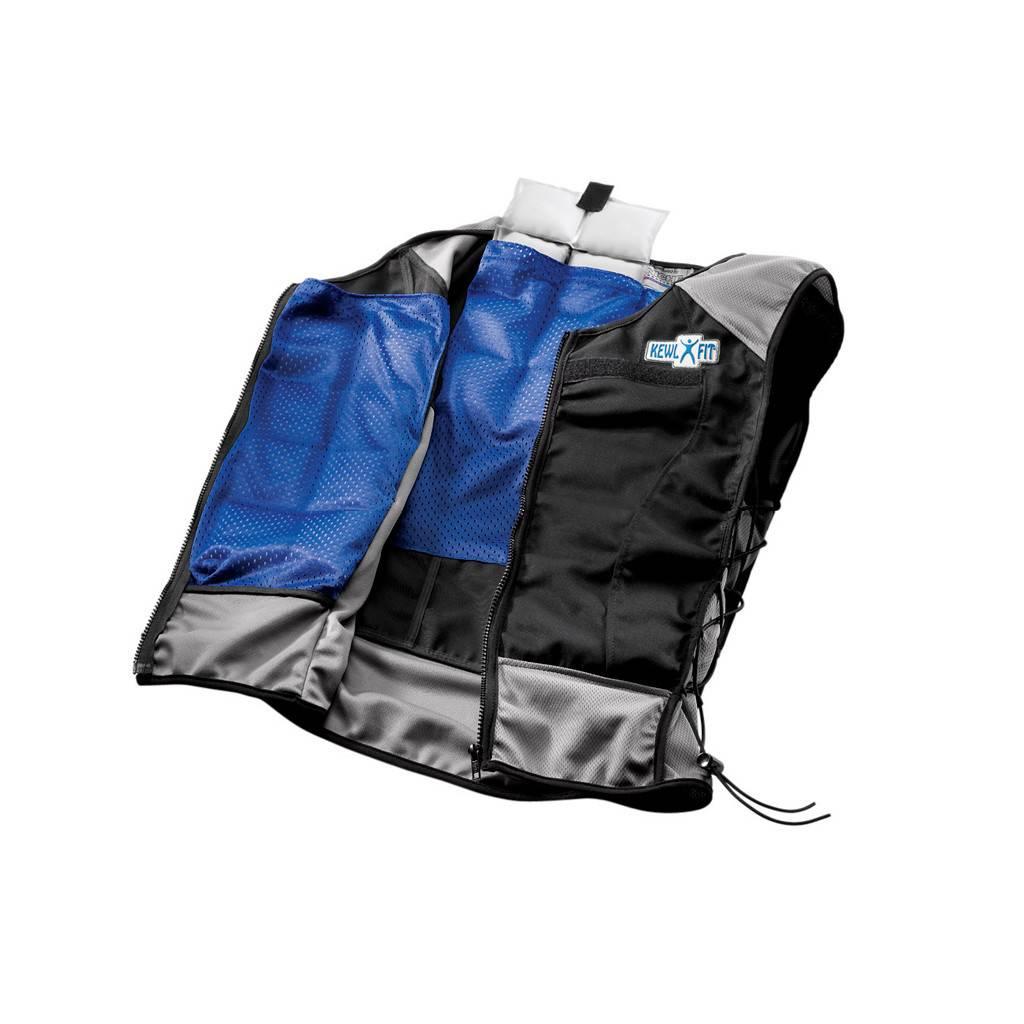 Kewlfit Sports Performance Enhancement Cooling Vest Male