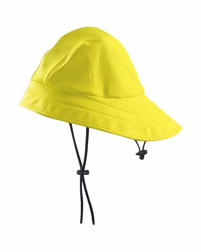 chapeau de pluie jaune safety workwear shop a webshop of marketing sports safety bvba. Black Bedroom Furniture Sets. Home Design Ideas