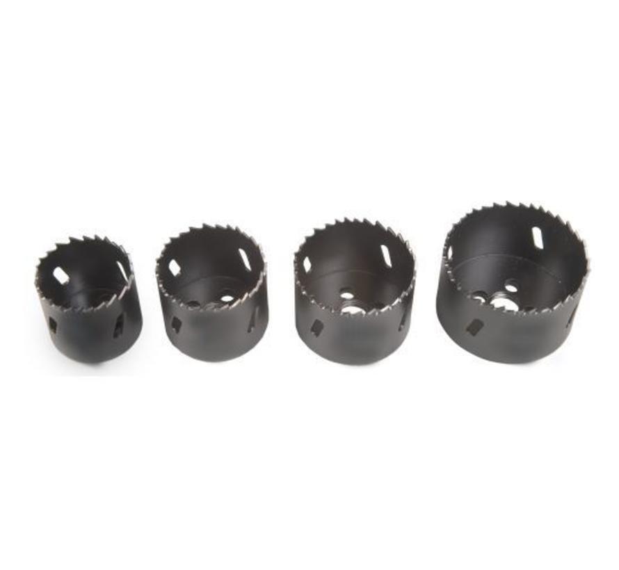 Gatzagen Bi-metaal voor materiaal vanaf 4 mm