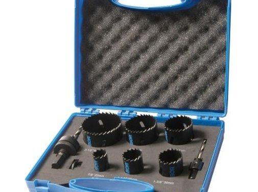 Labor Cassette gatzaag Bi-metaal loodgieter pvc