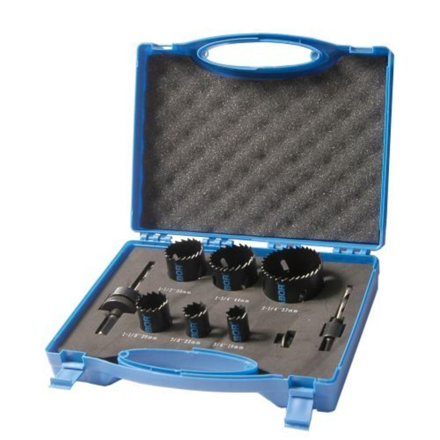 Cassette gatzaag Bi-metaal Electricien