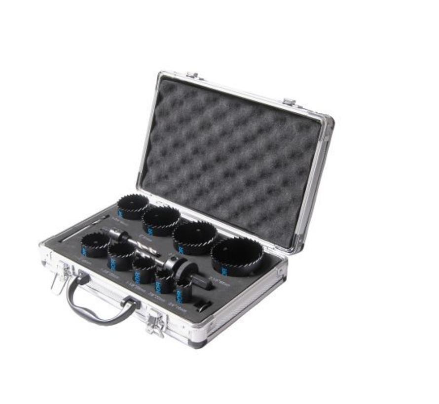 Cassette gatzaag Bi-metaal Monteur Alu