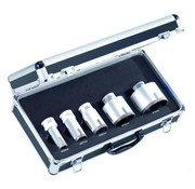 Carat Diamantdroogboorset voor wand en vloertegels Ø 20, 27, 35, 55, 72 mm x M14 haakse slijper