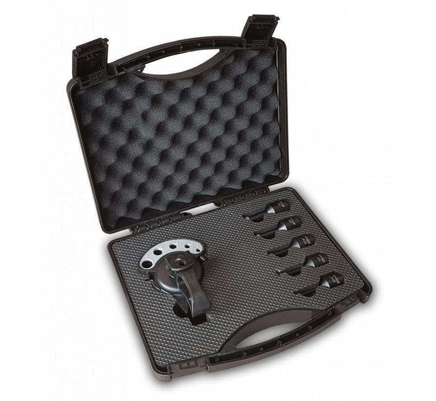 Enkel geschikt voor haakse slijpmachine met M14 x 2 schroefdraad