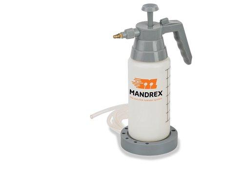 Mandrex Waterdrukfles
