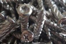 Snel en gemakkelijk een vlonder maken met RVS torx vlonderschroeven
