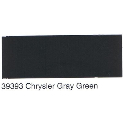 Sem Chrysler Gray Green