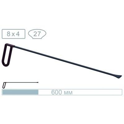AV Tool 60 cm whale tail, tip breedte 27 mm