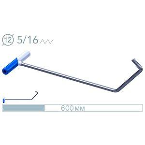 AV Tool 14020D 60cm ø12mm 140° screw-on tip rod