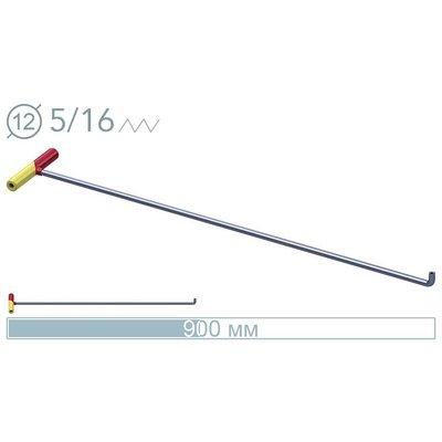 AV Tool 90cm ø12mm 90° screw-on tip rod