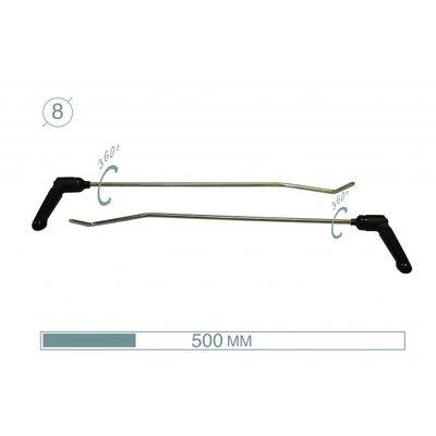 AV Tool Set (2pcs) 50 cm, ø8 mm UZS Tool, handvat verstelbaar