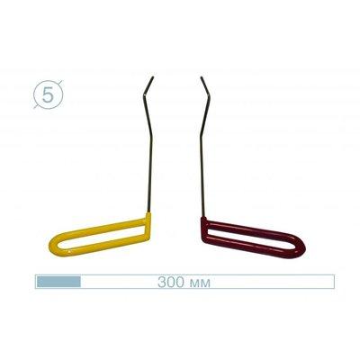 AV Tool 30 cm ø5 mm Brace twisters pair 45° 15°