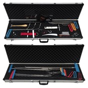 AV Tool Company Set 50 Delig in 2 luxe aluminium koffers