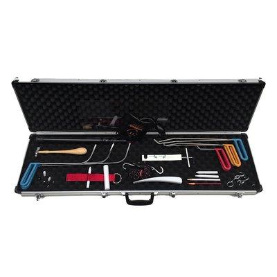 AV Tool Company Set in 2 luxury aluminum cases