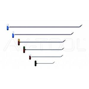 AV Tool Stainless Steel Rod Set 6 Delig