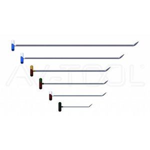 AV Tool Stainless Steel Rod Set 6 PCS