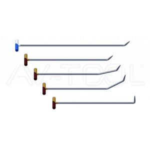 AV Tool Stainless Steel Rot set 5 PCS