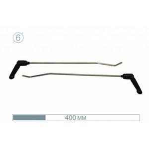 AV Tool Set (2pcs) 40 cm, ø6 mm UZS Tool, handvat verstelbaar