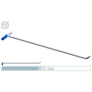 AV Tool 90 CM Stainless Rod 45° Bullet