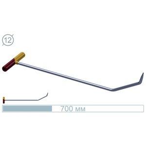 AV Tool 70 CM Stainless Rod 75° Bullet
