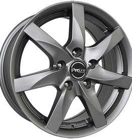 """Proline Wheels Proline """"BX100"""" 5 x 14 .Für viele gängige KFZ Typen"""
