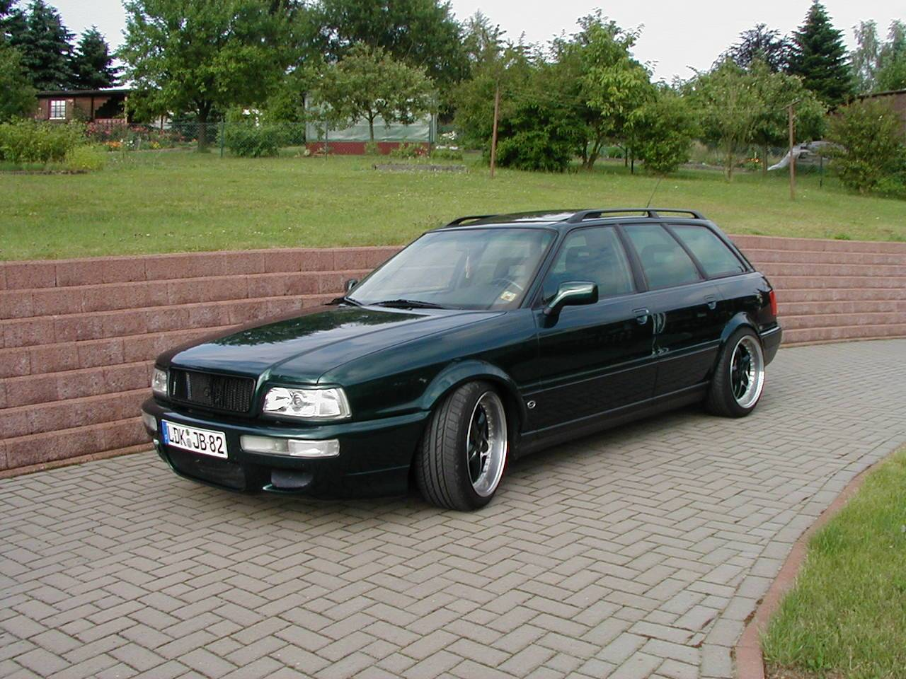 Audi 80 Avant B4 Germanwheels24