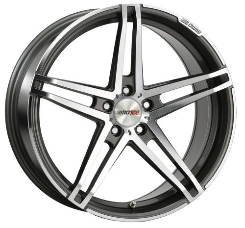 """Motec Wheels """"XTREME"""" 8,5 x 20 passend für viele gängige KFZ Typen"""