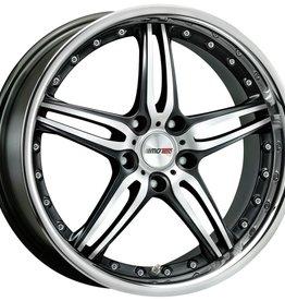 "Motec Wheels Motec Wheels "" Pantera "" 10 x 22 ""SUV""passend für viele gängige KFZ Typen"