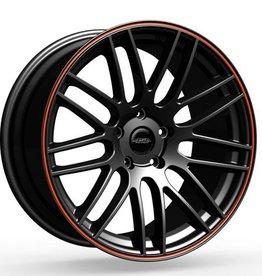TEC Speedwheels GT1 8 x 17 Audi,Daewoo,Fiat,Honda,Kia,Lancia,Mini,Rover,Seat,Skoda,VW .....