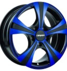 "Carmani Wheels Carmani "" 11 Rusch "" 7,5 x 17 Audi,Ford,Fiat,Mercedes,Mitsubishi,Nissan,Renault,Seat,Skoda,VW ....."
