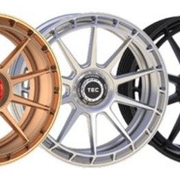 """TEC Speedwheels """"GT8"""" 8,5 x 19 Audi , Honda , Hyundai , Kia , Opel , Saab , Rover , Seat , Skoda , Subaru , VW ...."""