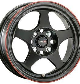 """Motec Wheels Motec Wheels """"Motorsport """" """"Rallye - MCRY"""" 6,5 x 15 passend für viele gängige KFZ Typen """"Festigkeit"""""""