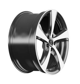 "DIEWE WHEELS DIEWE WHEELS  ""VITTORIA""  7,5 x 17"
