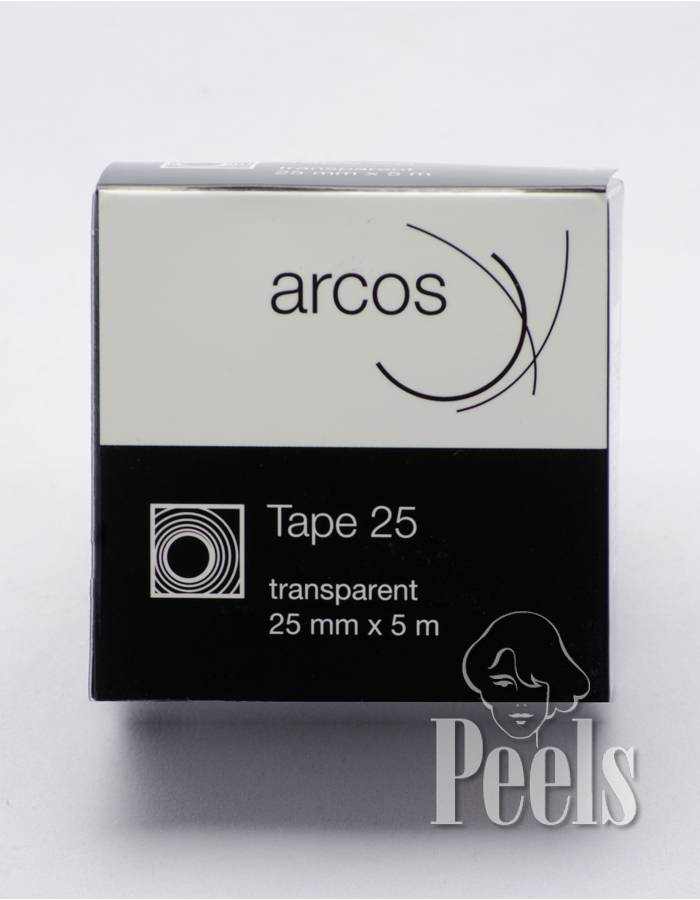 Arcos Arcos Tape rol 5m 25mm