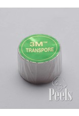 3M Transpore onder tape rol 2,75m 25mm