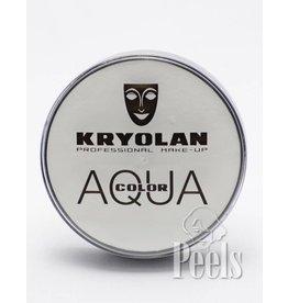 Kryolan Aquacolor 20ml - wit