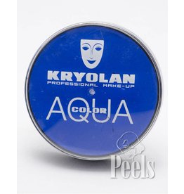 Kryolan Aquacolor 20ml - blauw