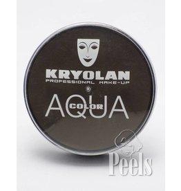 Kryolan Aquacolor 20ml - bruin