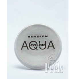 Kryolan Aquacolor 15ml - wit