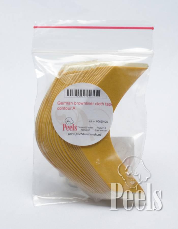 Walker tape Walker Tape German Brownliner Cloth contour A
