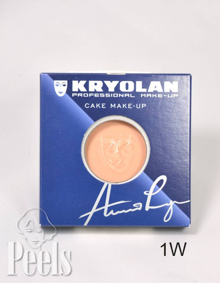 Kryolan Cake make-up kleur 1W