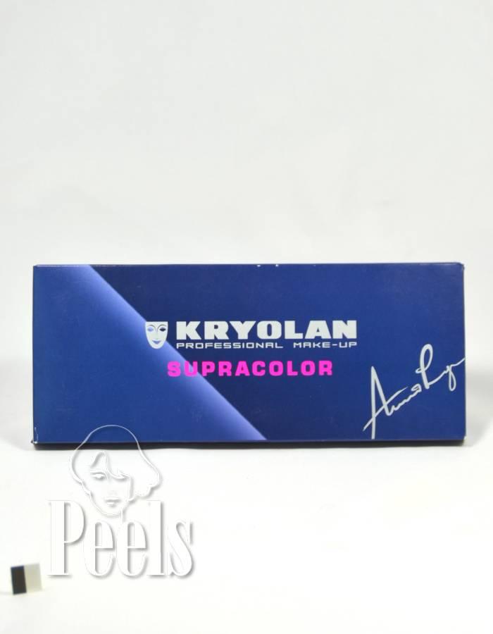 Kryolan Supra color palette 12 colors kleur B