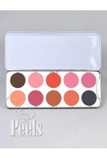 Kryolan Blusher Palette 10 Matt
