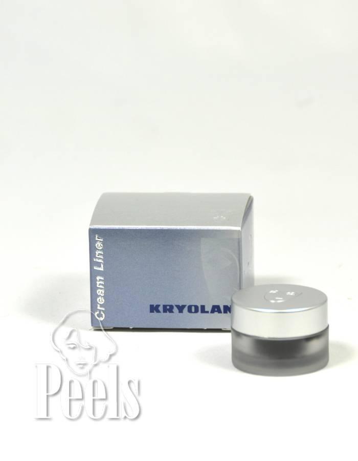 Kryolan HD Cream Liner, kleur ebony